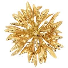 Tiffany & Co. Gold Pin