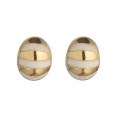 Tiffany & Co. Gold Stud Earrings