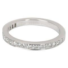 Tiffany & Co. Grace Diamond Wedding Band in Platinum '0.21 CTW'