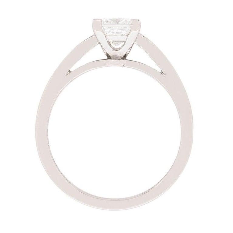 e805a2d126416 Tiffany & Co. 'Grace' Princess Cut Diamond Ring