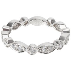 Tiffany & Co. Jazz Ring in Platinum 1/2 Carat