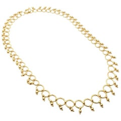 Tiffany & Co. Kashmir Yellow Gold Necklace