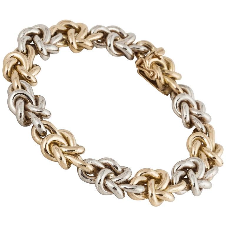 Tiffany & Co. Knot Bracelet For Sale