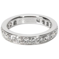 Tiffany & Co. Legacy Band in Platinum 1.31 Carat