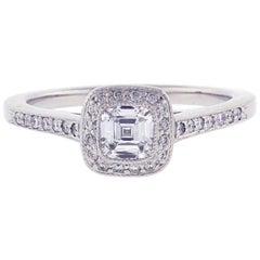 Tiffany & Co. Legacy Diamond Engagement Ring