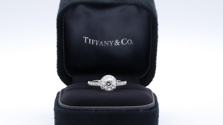 Tiffany & Co. engagement ring from the 'Legacy