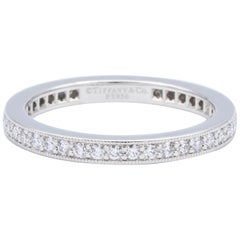 Tiffany & Co. Legacy Full Circle Diamond Eternity Band in Platinum