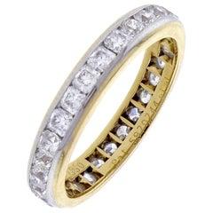 Tiffany & Co. Lucida Diamond 18 Karat Band-Ring
