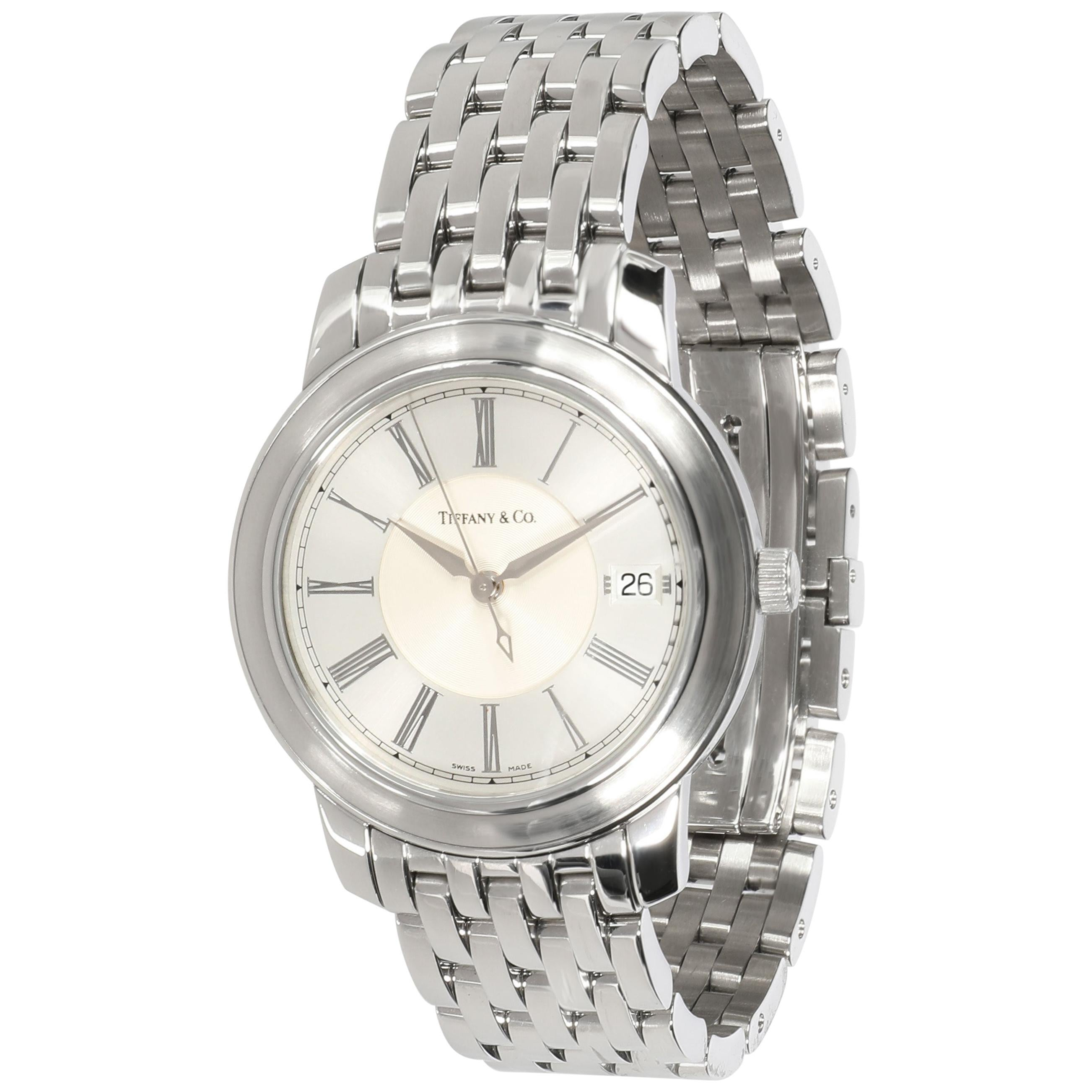 Tiffany & Co. Mark Resonator Mark Resonator Men's Watch in Stainless Steel