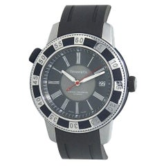 Tiffany & Co. Mark T-57 Stainless Steel Automatic Men's Watch
