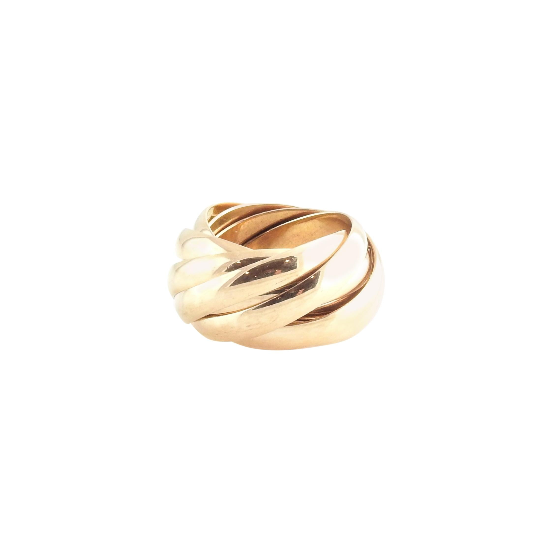 Paloma Picasso Collection Five-Band Ring