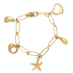 Tiffany & Co. Paloma Picasso Charm Bracelet