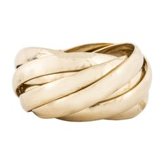 Tiffany & Co. Paloma Picasso Yellow Gold Calife Ring