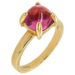 Tiffany & Co. Pink Tourmaline Ring