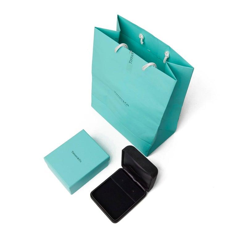 Tiffany & Co. Platinum Legacy Diamond Chandelier Drop Earrings For Sale 2