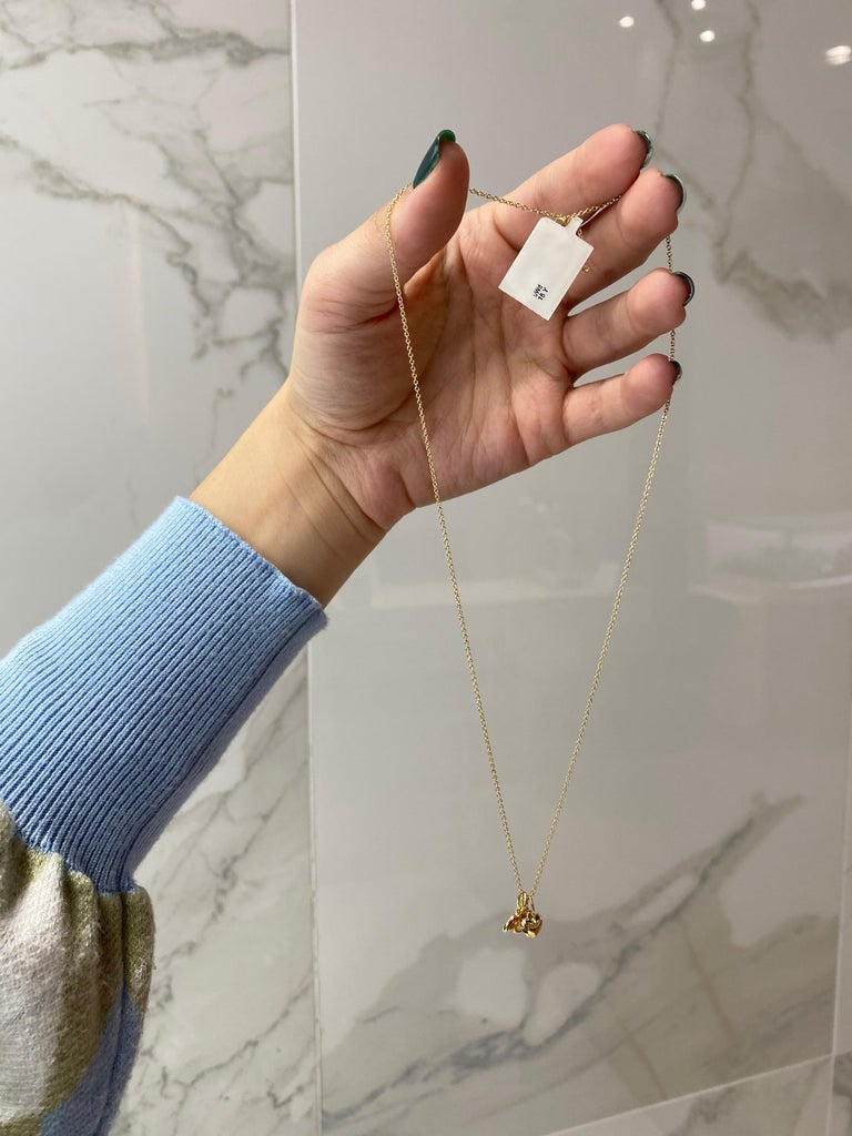 Tiffany & Co. Pride and Joy Pendant, 18kt Yellow Gold For Sale 1