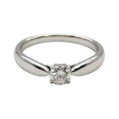 Tiffany & Co. PT950 Harmony Diamants Ring