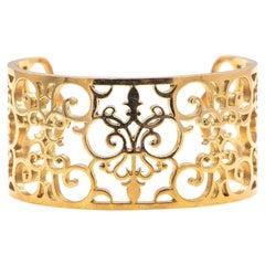 Tiffany & Co Rubedo Metal Open Work Bangle 43.3 Grams