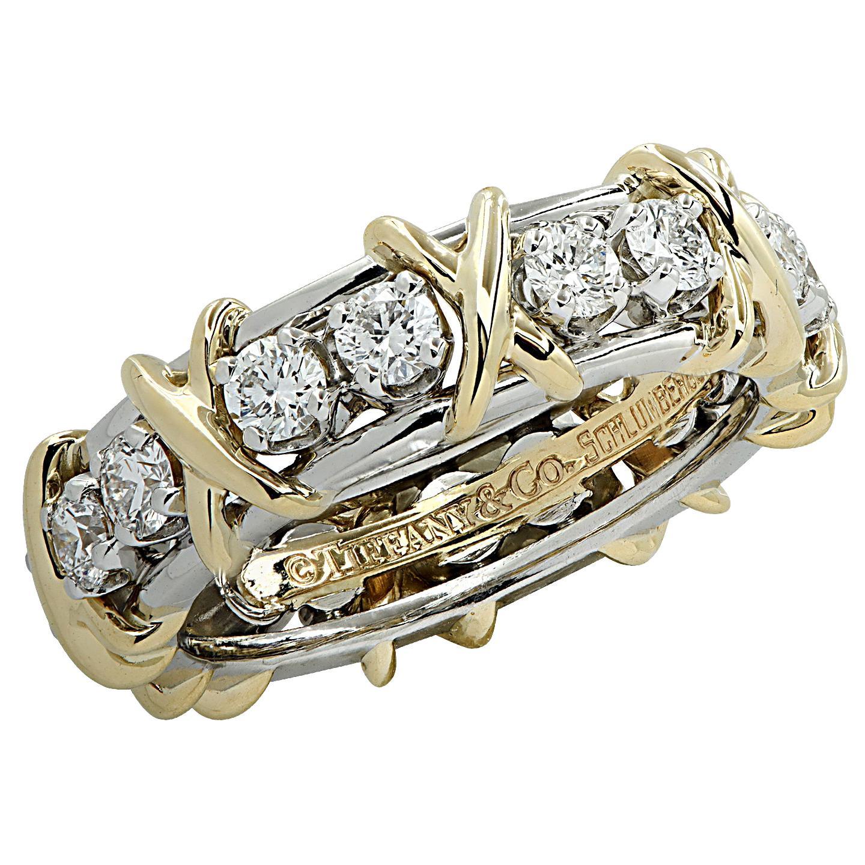 Sixteen Stone Ring