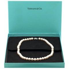 Tiffany & Co. Signature Pearl Necklace