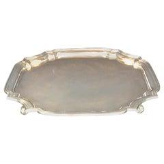 Tiffany & Co. Silver Waiter Tray