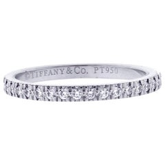 Tiffany & Co. Soleste Full Circle Diamond Band Ring