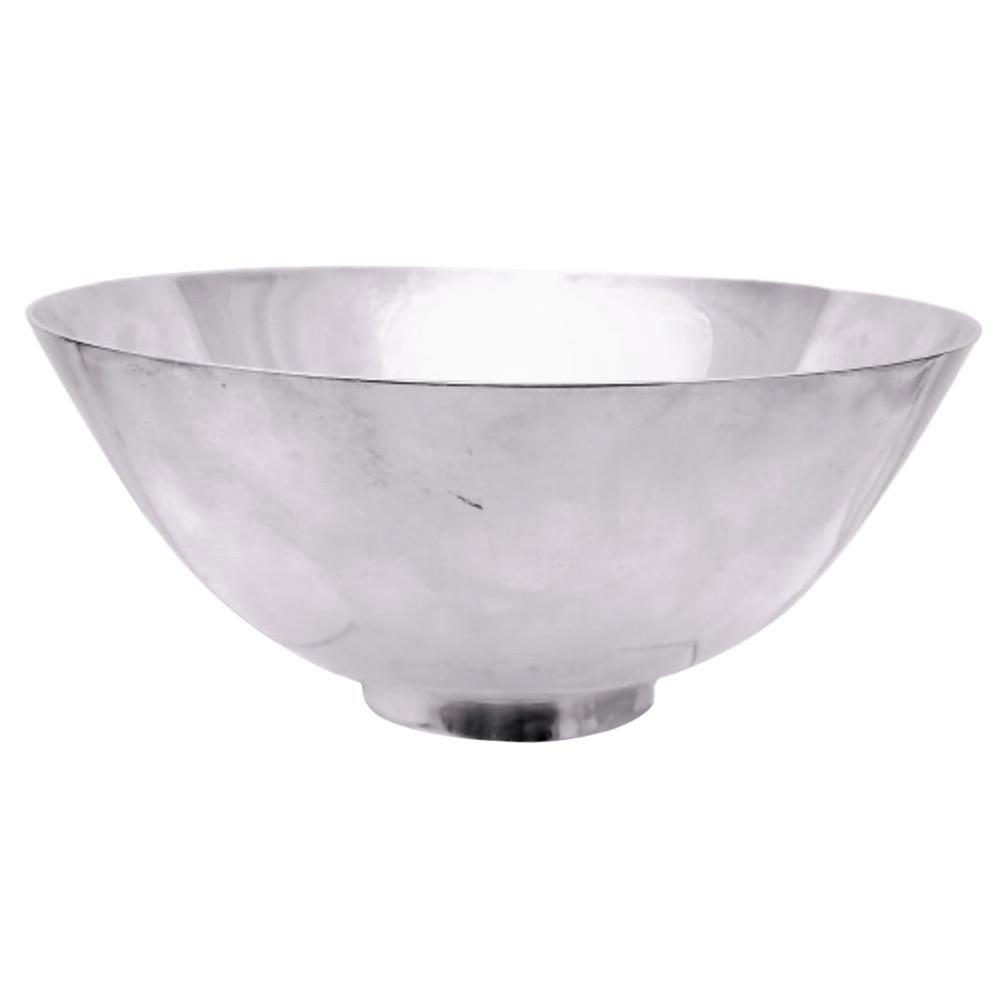 Tiffany & Co. Sterling Silver Bowl Centerpiece from 1920