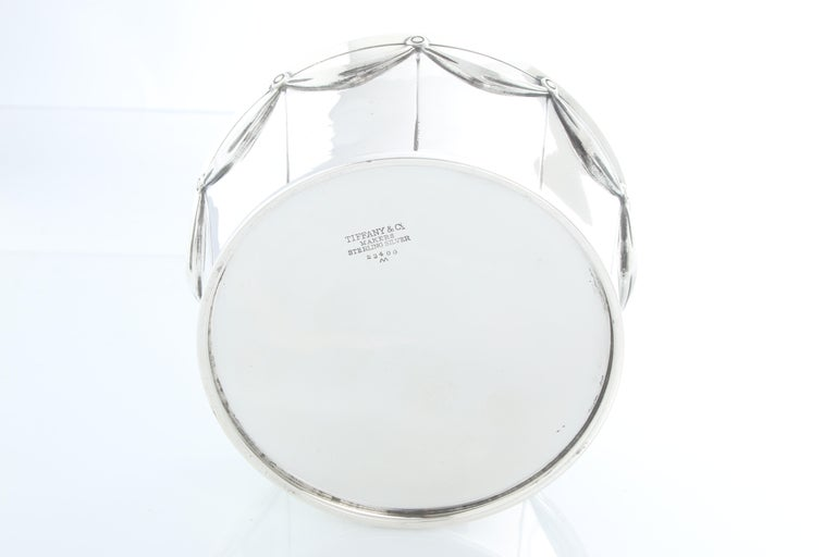 Women's or Men's Tiffany & Co. Sterling Silver Bowl For Sale