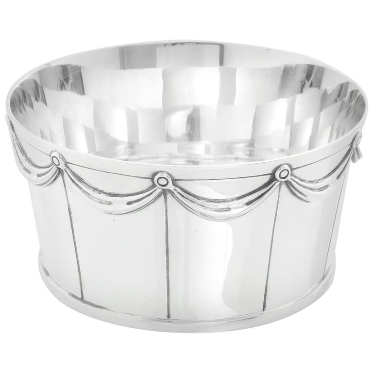 Tiffany & Co. Sterling Silver Bowl For Sale