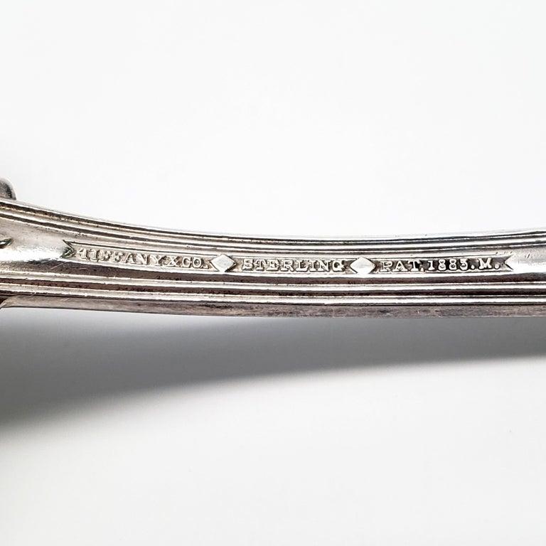 Tiffany & Co. Sterling Silver English King Gravy Ladle 'B' 4