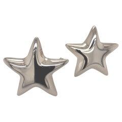 Tiffany & Co. Sterling Star Pins