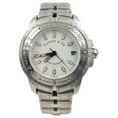 Tiffany & Co. Streamerica Automatic Chronometer Wristwatch