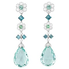 Tiffany & Co. Tourmaline Earrings