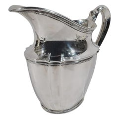 Tiffany & Co. Traditional Sterling Silver Heavy Weight-Water Pitcher