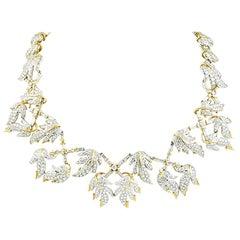 Tiffany & Co. Trellis Necklace