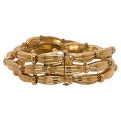 Tiffany & Co. Triple Row Bracelet