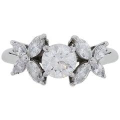 Tiffany & Co. Victoria Diamond Ring