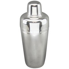 Tiffany & Co. Vintage Sterling Silver Cocktail Shaker, USA, circa 1940s