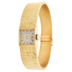 Tiffany & Co. Yellow Gold Ladies Watch