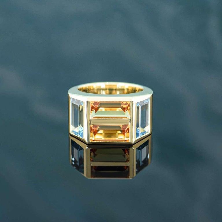 Tiffany & Co. Yellow Gold Paloma Picasso Studio Ring 1