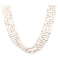 Tiffany & Co. Ziegfeld Collection Pearl Necklace