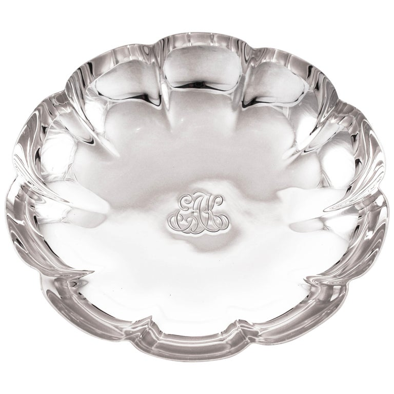 Tiffany Midcentury Bowl For Sale
