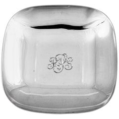 Tiffany Sterling Candy Dish