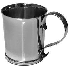 Tiffany Sterling Silver Mug Tankard, circa 1940