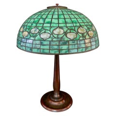 "Tiffany Studios ""Acorn"" Table Lamp"