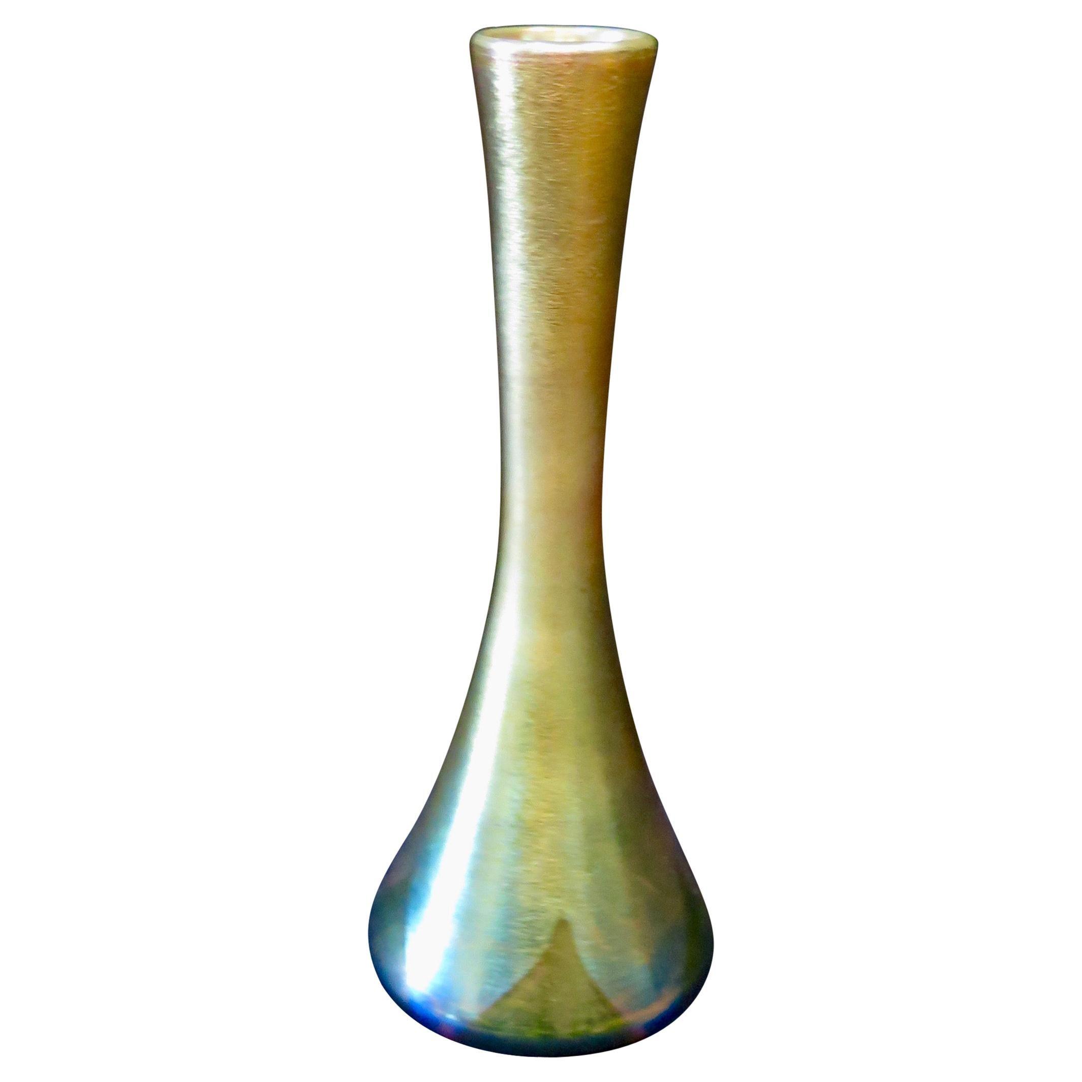 Tiffany Studios Bud Vase
