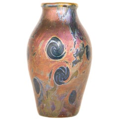 "Tiffany Studios Decorated ""Cypriote"" Vase"