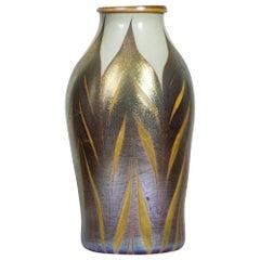 Tiffany Studios Decorated Vase