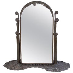 Tiffany Studios Fern Mirror