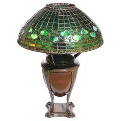 Tiffany Studios New York Acorn Table Lamp